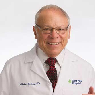 Dr. Robert A. Gardner, MD, FACS